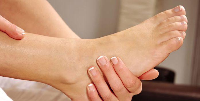 Chiropractic Foot Pain